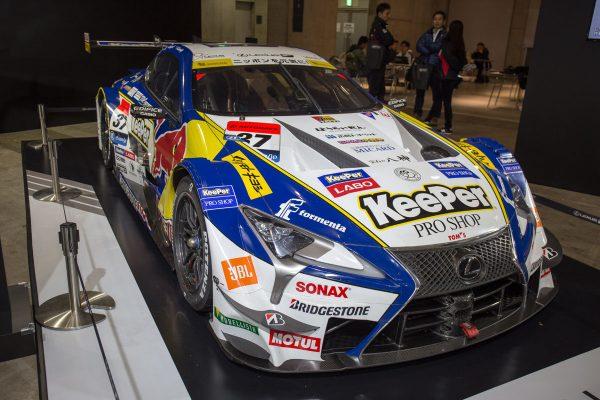 東京オートサロン2018 レクサス LC TOM's