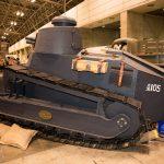 ワンフェス2018夏 戦車 ミリタリー