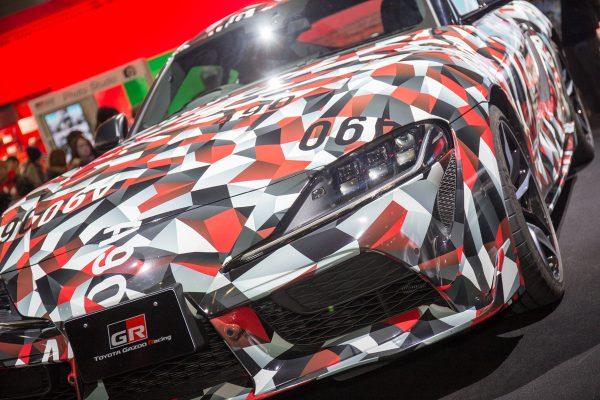 東京オートサロン2019 トヨタ A90スープラ
