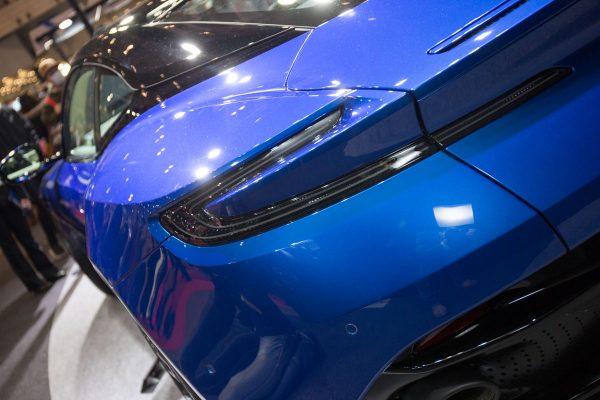 東京オートサロン2019 ブリジストン アストンマーティン DB11AMR