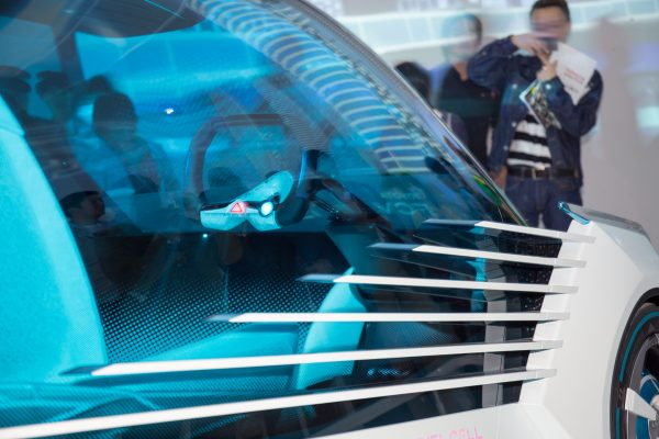 44th東京モーターショー2015 トヨタ FCV PLUS