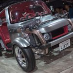 44th東京モーターショー2015 トヨタ KIKAI