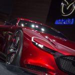 44th東京モーターショー2015 マツダRX-Vision
