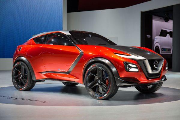 東京モーターショー2015 NissanGripzConcept 日産グリップスコンセプト