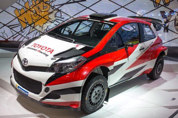 44th東京モーターショー2015 トヨタ GRヤリスWRC