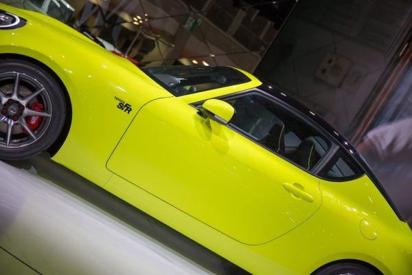 44th東京モーターショー2015 トヨタS-FR