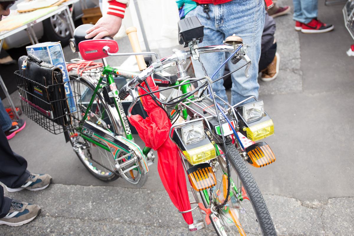 通行 自転車 左側