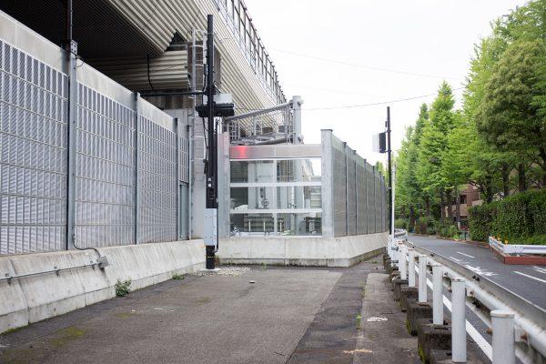 放射5号線 三鷹3・2・2号線 中央道 高井戸出口