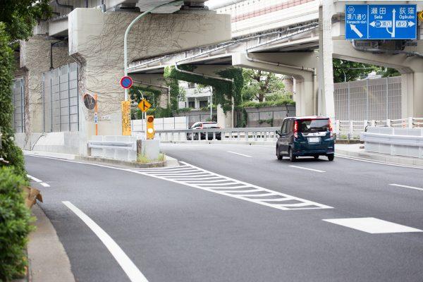 首都高速 高井戸IC 放射5号線