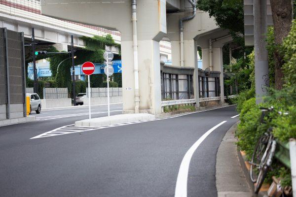 首都高速 高井戸IC 環八